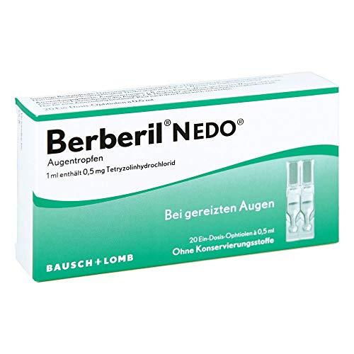 Berberil N EDO Augentropf 20X0.5 ml