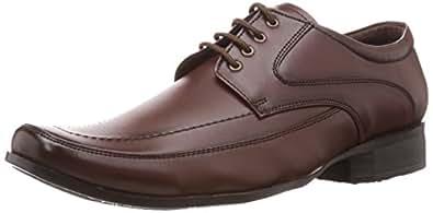 Albert & James Men's Tan Formal Shoes -10 UK/India (44 EU)(11 US)