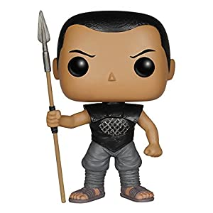 Game Of Thrones Figura de vinilo Grey Worm Funko 5073