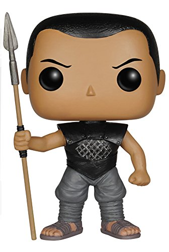 Game of Thrones - Figura de vinilo Grey Worm (Funko 5073)