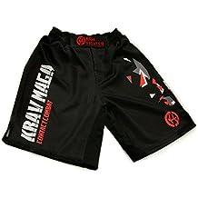 Krav Maga 2015 boxeador pantalones cortos de entrenamiento Talla:large