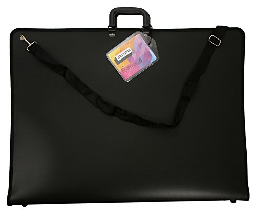 Art Portfolio Case - A2 Artist Portfolio Carrying Case for sale  Delivered anywhere in UK