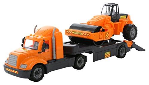 Polesie Polesie55712 Mike - Rodillo de Remolque para camión y Carretera, en Caja