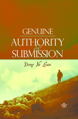 Genuine Authority and Submission (English Edition)