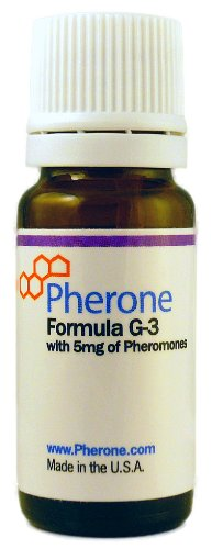 Pherone Formula G-3 for Men to Attract Men, with Pure Human Pheromones by Pherone