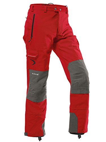 Pfanner Gladiator Outdoorhose (rot), M