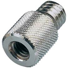 K & M 21900––000–01–Adaptador para soporte de micrófono (níquel