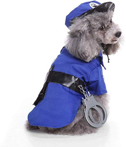 PORU Hundekostüm Halloween Kleidung Haustierbekleidung Hummel Dress Up Haustier Mantel Hoodie,Large