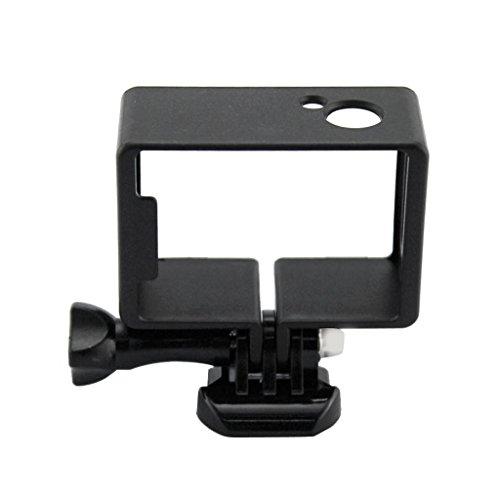 Almencla Schutzgehäuse Seitenrahmen Montieren Grenze Für Sj4000 WiFi Aktion Kamera Cam