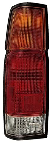 For Nissan Pickup Hardbody Truck 86-95 96 97 Tail Light Lh by Eagle Eye Lights