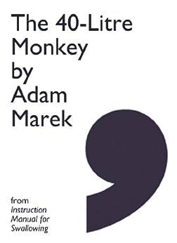 The 40-Litre Monkey - eBook single (Comma Singles) by [Marek, Adam]