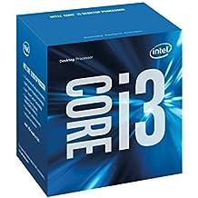 Intel BX80662I36300 - Procesador (LGA1151, 2 x 3.8 GHz, 4 MB Box, Intel HD Graphics 530, DDR3L-SDRAM, DDR4-SDRAM)