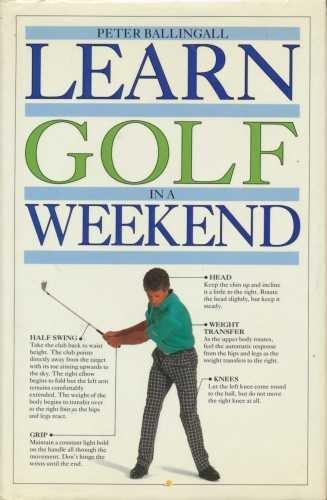 Learn In A Weekend:03 Golf