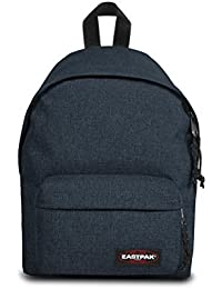 Eastpak Orbit Sac à Dos Enfants, 34 cm, 10 liters, Bleu (Triple Denim )