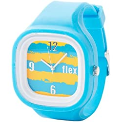 Flexwatches Wave blue