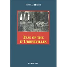 Tess of the D'Urbervilles (Konemann Classics) by Thomas Hardy (2000-07-31)