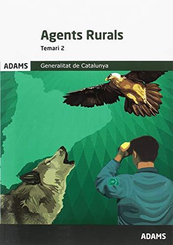 Temari Cos Agents Rurals Generalitat de Catalunya (Obra completa): Temari 2 Cos Agents Rurals Generalitat de Catalunya por Obra colectiva