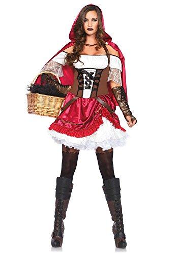 ebel Riding Hood Kostüm, Größe Medium (EUR 38) (Reiche Frau Halloween Kostüm)