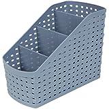 Moradiya Fresh Storage Box Desktop 4 Grid Sub-grid Case Multi-function Organizer For Make Up Organizador Cosmetic...