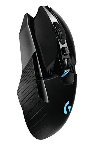 Logitech G900 Chaos Spectrum Professionelle Gaming Maus (kabelgebundene/kabellose) schwarz - 5