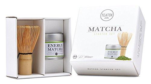 Teatox Matcha Starter Set Tee 30 g