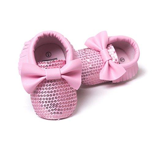 JL store , Chaussures premiers pas pour bébé (fille) @4 Suitable Age12~18 month gris