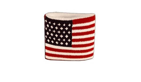 Flaggenfritze/® Schweissband Flagge USA