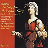 Handel: An Ode for St Cecilia's Day