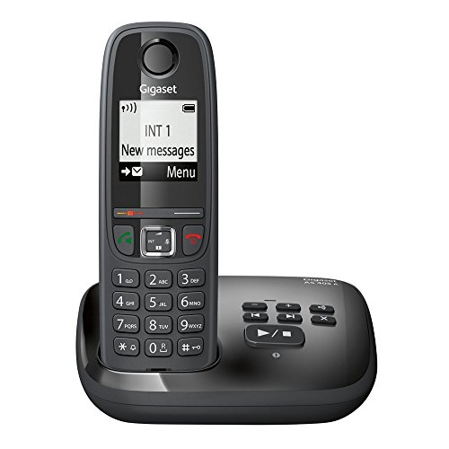 Gigaset AS 405 A Telefono Cordless, Segreteria Telefonica, Numeri Grandi sul Display,...