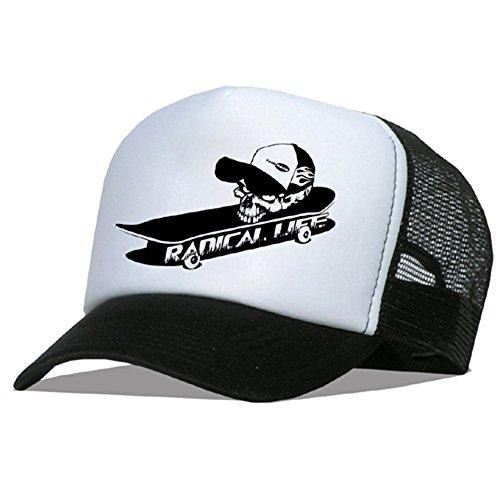 Bastart Mesh Cap Radical Life - Skate Pro