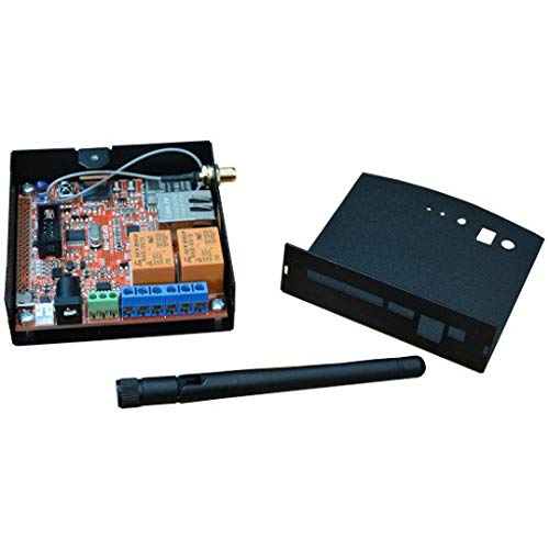 ESP32-EVB-EA - Placa para Espressif ESP32 con Cable de Antena Externa  Ethernet de 100 MB