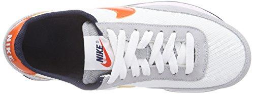 Nike Elite (GS) Jungen Laufschuhe Weiß (Summit White / Team Orange / Wolf Grey / Obsidian 103)
