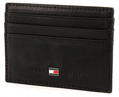 TOMMY HILFIGER Johnson CC Holder Black