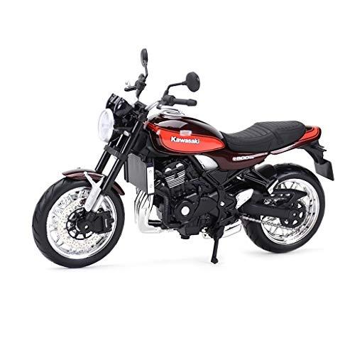 Modelo de Coche Modelo de Motocicleta 1:12 Kawasaki Z900RS Locomotora
