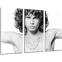Quadro moderno fotografico Jim Morrison, leggenda Musica, 97x 62cm, rif. 26498