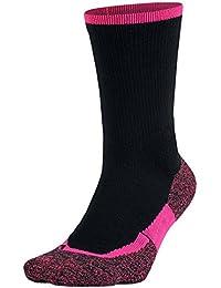 Nike U NK ELT Crew - Calcetines para hombre, color negro, talla M