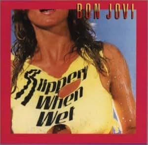 Slippery When Wet (japon Pochtte Vinyle) [Import anglais]