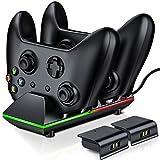 EALNK Xbox One Netzteil, AC Adapter, Ersatzladekabel, 100-240 V, mit Kabel, leiseste Version Xbox One schwarz