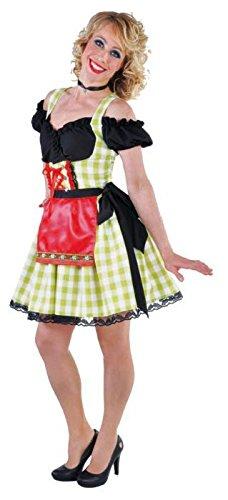 tenkleid Übergröße Big Size XXL (Schickes Kleid Oktoberfest)