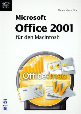 SmartBooks Publishing AG Microsoft Office 2001 für den Macintosh
