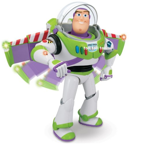 Spaceranger Buzz Toy Story 3 Buzz Lightyear interaktiv Spricht (Buzz Lightyear Helm)