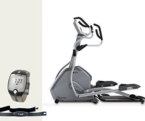 XF40i Classic Vision Fitness Elliptical Crosstrainer
