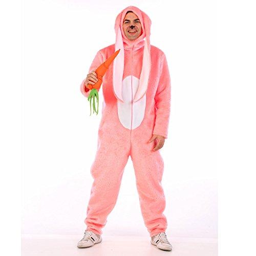 rhase Crazy rosa M (Bar Themen-halloween-kostüme)