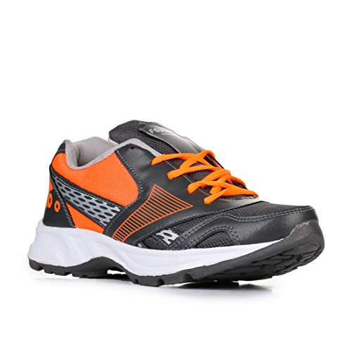 Force 10 (from Liberty) Men's SSR-3 Grey Running Shoes-8 UK/India (42 EU)(Force_1164)