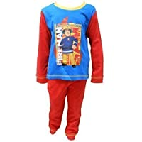 Fireman Sam Brave to The Core Boys Pyjamas