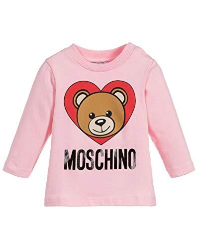 Moschino t-shirt bimba 2018-2019 rosa, 3a