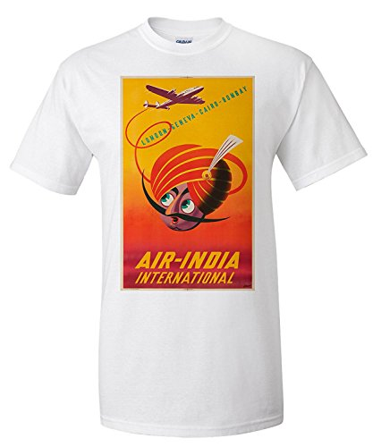 air-india-international-vintage-poster-artist-asiart-india-c-1948-premium-t-shirt