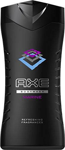 AXE Marine Shower Gel, 250 ml, 3er Pack (3 x 0.25 l)