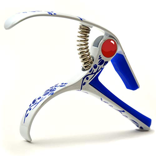 Used, Elagon BMZ Ceramic Guitar Capo - Multi-Fuction Capo for sale  Delivered anywhere in UK