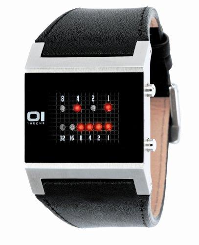 a187f714acd0 Binary THE ONE KERALA TRANCE KT102R1 - Reloj digital de caballero de cuarzo  con.